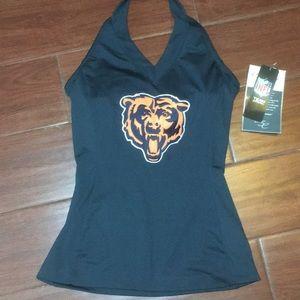 CHICAGO BEARS woman's halter top